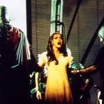 Ann Christin Elverum as Esmeralda singing Einmal Der Glöckner von Notre Dame picture image