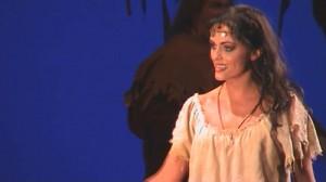 Ann Christin Elverum as Esmeralda Der Glöckner von Notre Dame picture image
