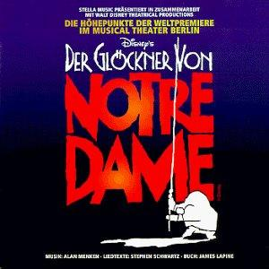 Der Glockner von notre Dame German Musical of Disney Hunchback of Notre Dame picture image