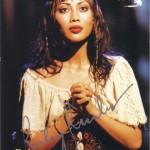 Ruby Rosales as Esmeralda Der Glöckner von Notre Dame picture image