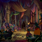 Court of Miracles Disney Hunchback of Notre Dame image picture