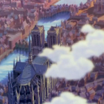 Final Shot Bells of Notre dame reprise Disney Hunchback of Notre Dame picture image