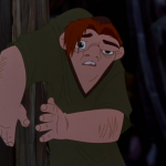 Quasimodo reprise Heaven's Light Disney Hunchback of Notre Dame picture image
