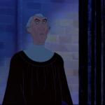 Frollo singing Hellfire Disney Hunchback of Notre Dame picture image