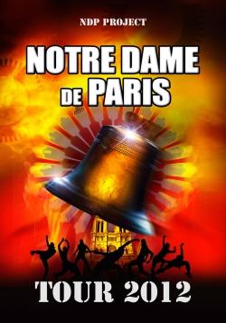 Notre Dame de Paris 2012-2013 Tour picture image
