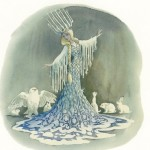 Snow Queen Concept Art Disney picture image