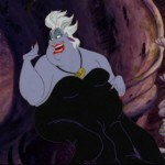 Ursula Disney The Little Mermaid picture image