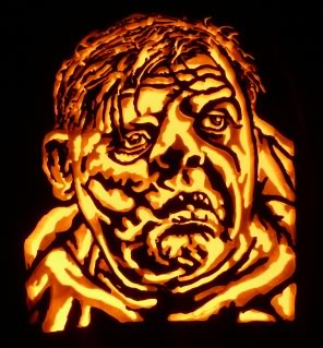 Charles Laughton Quasimodo Hunchback of Notre dame made by Pumpken