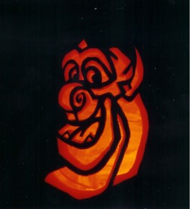 Pumpkin by Pumpkinman_01 from Disney Hunchback of Notre Dame image picture
