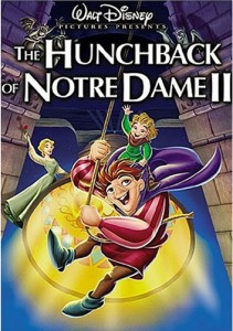 The Hunchback of Notre Dame II 2 Sequel Disney