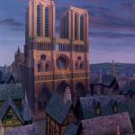 Notre Dame of Paris Disney Hunchback of Notre Dame