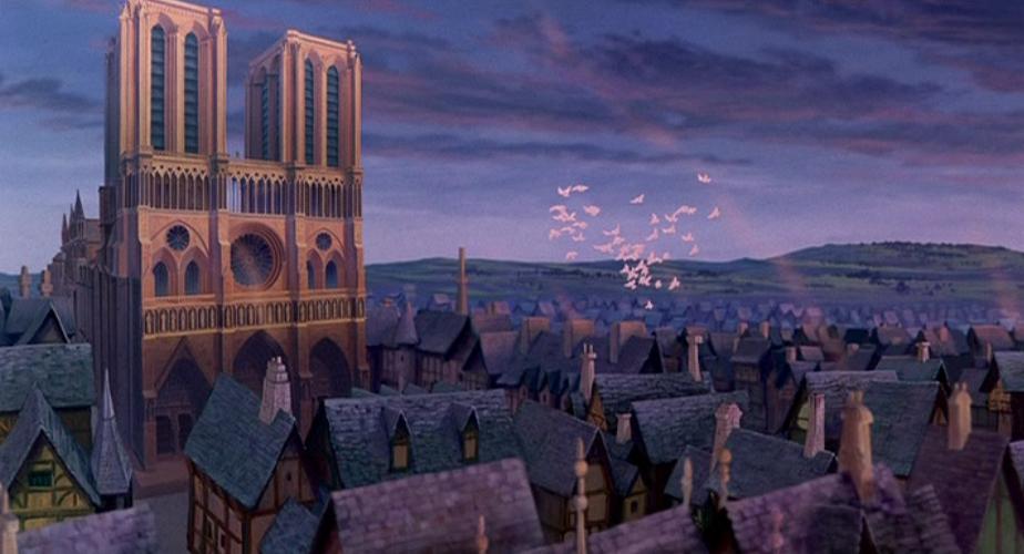 Visuals de Notre Dame de Disney's Hunchback – The Hunchblog of ...