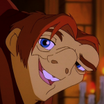 Quasimodo Creepy Look Hunchback of Notre Dame Sequel 2 II picture image