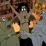 Gargoyles  Hunchback of Notre Dame Sequel Disney  picture image