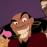Clopin Evil Smile Hunchback of Notre Dame Sequel Disney picture image