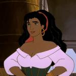 Esmeralda Sequel Hunchback of Notre Dame II Disney picture image