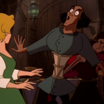 Sarousch in his griddle Sequel Hunchback of Notre Dame II Disney picture image