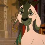 Djali  Hunchback of Notre Dame Sequel Disney  picture image