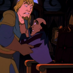 Phoebus and Sarousch Sequel Hunchback of Notre Dame II Disney picture image