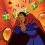 Saroush  sees La Fidèle Sequel Hunchback of Notre Dame II Disney picture image