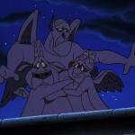 Gargoyles Fa la la la Fallen In Love Hunchback of Notre Dame II Disney 2 Sequel picture image