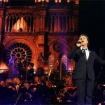Bruno Pelletier performing Notre Dame de Paris in Bercy picture image