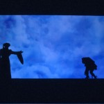 Frollo and Quasimodo Der Glöckner von Notre Dame picture image