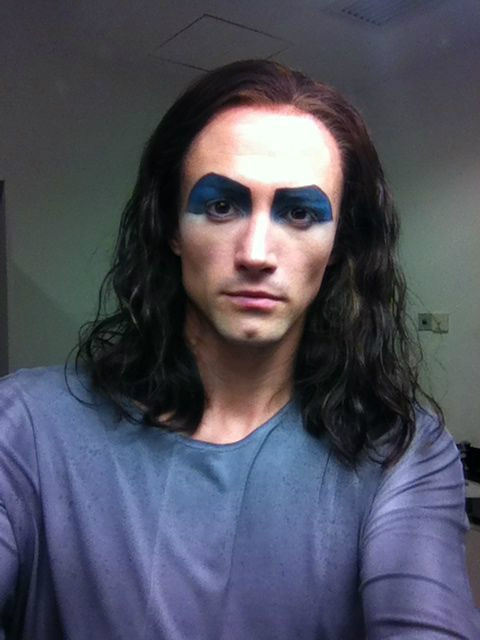 Tim Driesen as Gringoire picture image