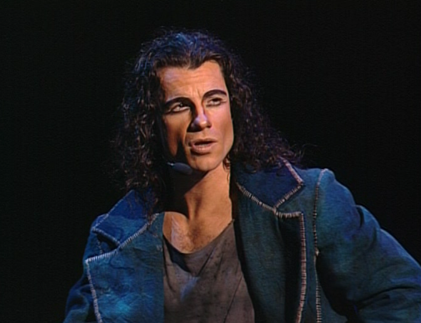 Bruno Pelletier as Gringoire in Notre Dame de Paris picture image