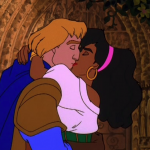 Esmeralda and Phoebus Hunchback of Notre Dame II Disney Sequel 2 picture image