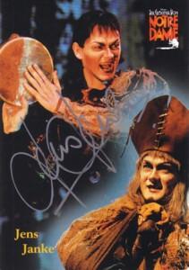 Jens Janke as Clopin in Der Glöckner von Notre Dame picture image