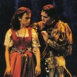 Esmeralda and Clopin Der Glöckner von Notre Dame picture image
