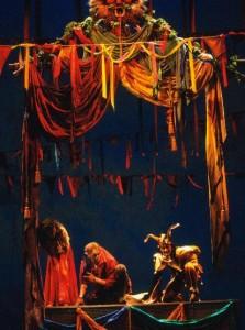 Esmeralda, Quasimodo and Clopin Drunter drüber Der Glöckner von Notre Dame picture image