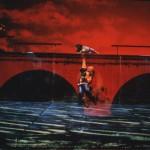Esmeralda saving Phoebus Der Glöckner von Notre Dame picture image