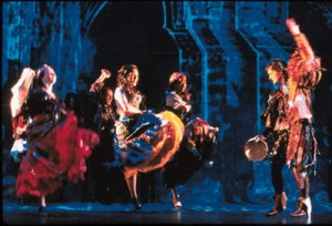 Dance of the Gypsies Der Glöckner von Notre Dame picture image