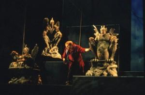 Quasimodo with the Gargoyles Der Glöckner von Notre Dame picture image