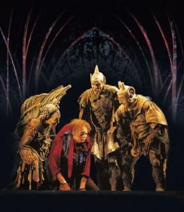 Quasimodo with Antoine, Charles and Loni Der Glöckner von Notre Dame picture image