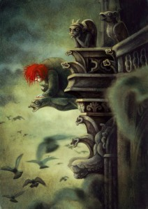 Quasimodo by Benjamin Lacombe Notre Dame de Paris picture image