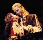 Quasimodo, Esmeralda and Phoebus performing Weil du Liebst Der Glöckner von Notre Dame picture image