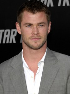 Chris Hemsworth picture image