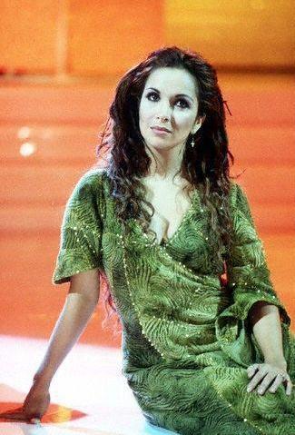 Helene Segara as Esmeralda Notre Dame de Paris picture image