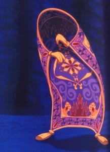 Carpet Aladdin picture image