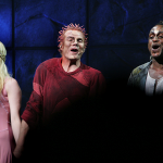 Lilly-Jane Young, Matt Laurent, Ian Carlyle 2012 Asian Tour Cast Notre Dame de Paris picture image