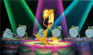 Lumiere Beauty and the Beast picture image