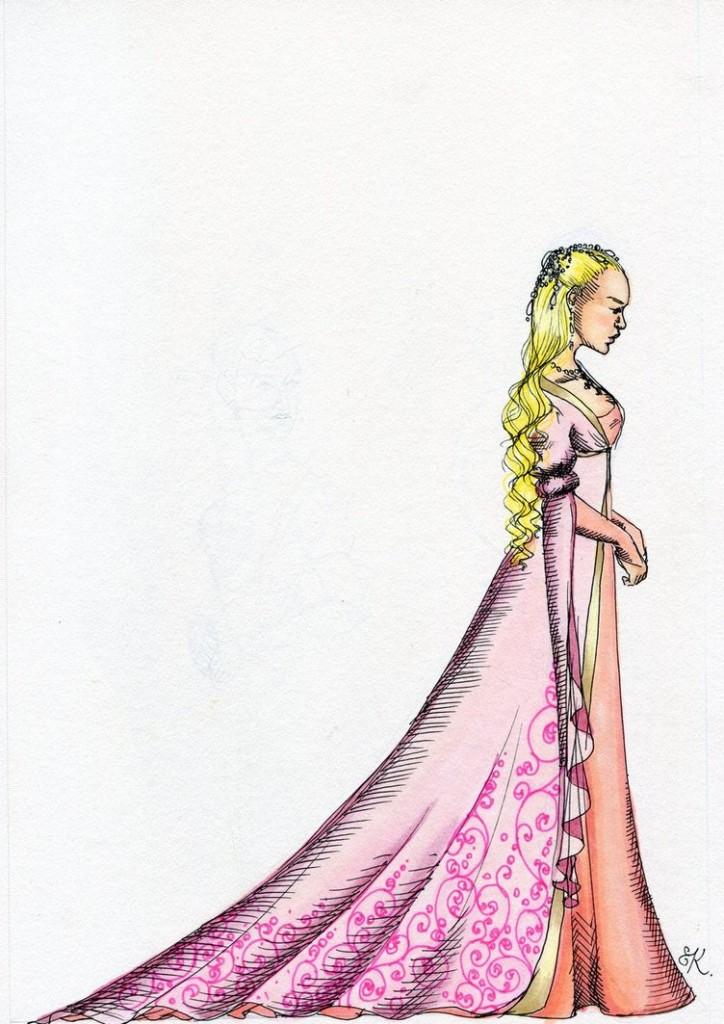 Fleur de Lys by Kitty-Grimm