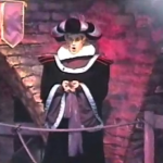 Frollo finding out Esmeralda escape a.k.a Not Hellfire Disney Hunchback of Notre Dame Stage Show picture image