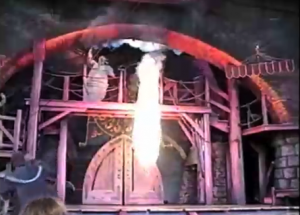 Getting the Lead out Disney Hunchback of Notre Dame Stage Show picture image