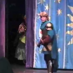 Phoebus... that is all Disney Hunchback of Notre Dame Stage Show picture image