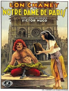 Hunchback of Notre Dame 1923 Lon Chaney picture image