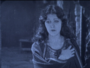 Esmeralda (Pasty Ruth Miller) Hunchback of Notre Dame 1923 picture image